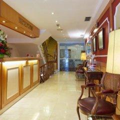 Отель Sercotel Hotel Europa Испания, Сан-Себастьян - 1 отзыв об отеле, цены и фото номеров - забронировать отель Sercotel Hotel Europa онлайн интерьер отеля фото 3