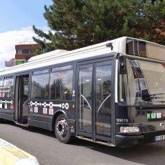 Отель ibis Styles Paris Roissy CDG городской автобус