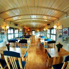 Отель Dalat Train Villa Далат питание
