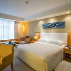 Отель Kapok Shenzhen Luohu Китай, Шэньчжэнь - отзывы, цены и фото номеров - забронировать отель Kapok Shenzhen Luohu онлайн комната для гостей фото 2