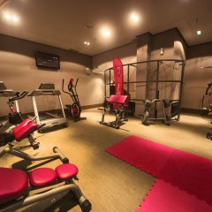 Residence Hotel фитнесс-зал фото 2