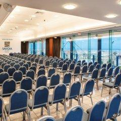 Отель Savoia Hotel Rimini Италия, Римини - 7 отзывов об отеле, цены и фото номеров - забронировать отель Savoia Hotel Rimini онлайн помещение для мероприятий