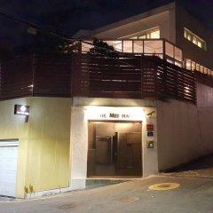 Отель The Mei Haus Hongdae парковка