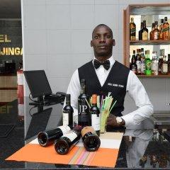 Отель Rainha Njinga гостиничный бар