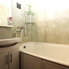 Отель ApartLux Римская Москва ванная фото 2