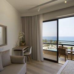 Отель Venus Beach Hotel Кипр, Пафос - 3 отзыва об отеле, цены и фото номеров - забронировать отель Venus Beach Hotel онлайн фото 5