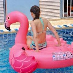 Отель Achada Beach Pattaya бассейн