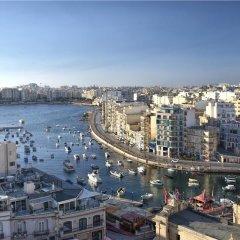 Отель Argento Мальта, Сан Джулианс - отзывы, цены и фото номеров - забронировать отель Argento онлайн балкон