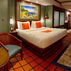 Отель Pacific Club Resort Пхукет комната для гостей фото 4