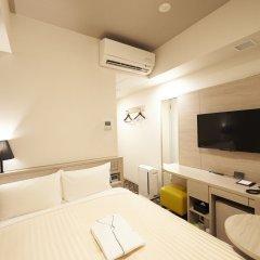 Отель Sotetsu Fresa Inn Ginza-Nanachome Япония, Токио - отзывы, цены и фото номеров - забронировать отель Sotetsu Fresa Inn Ginza-Nanachome онлайн комната для гостей