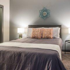 Отель Prime Downtown Apartments США, Колумбус - отзывы, цены и фото номеров - забронировать отель Prime Downtown Apartments онлайн комната для гостей фото 3