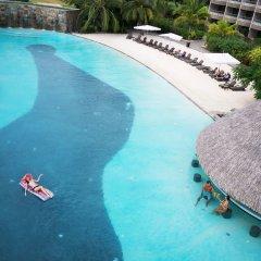 Отель Manava Suite Resort Пунаауиа бассейн фото 2