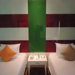 Отель CALYPZO Бангкок комната для гостей фото 5