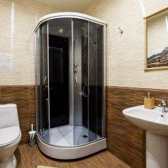 Отель Лог Хаус Нижний Новгород ванная фото 2
