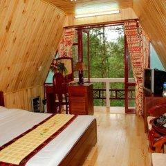 Отель Minh Tam Далат комната для гостей