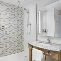 Отель Hampton by Hilton Glasgow Central ванная