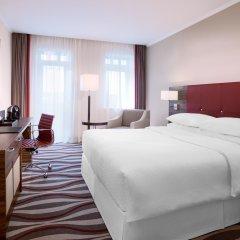 Гостиница Фор Поинтс бай Шератон Калуга в Калуге - забронировать гостиницу Фор Поинтс бай Шератон Калуга, цены и фото номеров комната для гостей фото 2