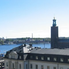 Hotel Terminus Stockholm фото 3
