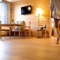 Отель Forestis Dolomites комната для гостей