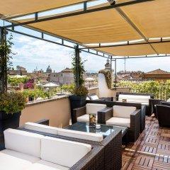 Hotel Indigo Rome - St. George гостиничный бар
