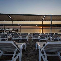 Отель Larissa Mare Beach пляж фото 2