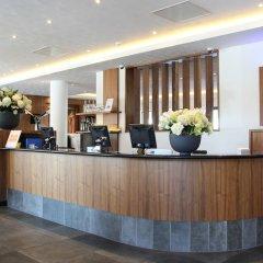 Отель Bastion Hotel Amsterdam Airport Нидерланды, Хофддорп - отзывы, цены и фото номеров - забронировать отель Bastion Hotel Amsterdam Airport онлайн интерьер отеля