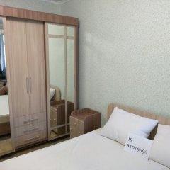 Апартаменты Apartment on Krymskaya 36 Green Area 9 Сочи комната для гостей