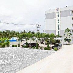 Отель Rangh Place парковка