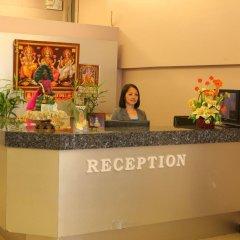 Отель Tara Monte Pratunam Бангкок интерьер отеля фото 2