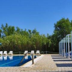 Отель Torre Rinalda Camping Village Лечче бассейн