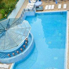 Отель Aphrodite Hotel Болгария, Золотые пески - отзывы, цены и фото номеров - забронировать отель Aphrodite Hotel онлайн бассейн