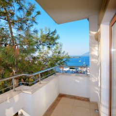 Отель Beyaz Konak Evleri балкон