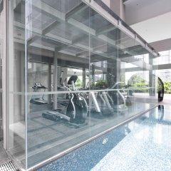 Отель V Lavender Сингапур фитнесс-зал