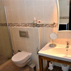 Villa Yellow Турция, Калкан - отзывы, цены и фото номеров - забронировать отель Villa Yellow онлайн ванная фото 2