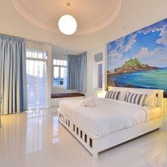 Отель Just Fine Krabi Таиланд, Краби - отзывы, цены и фото номеров - забронировать отель Just Fine Krabi онлайн комната для гостей фото 4