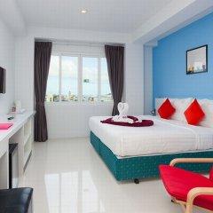 Отель The Frutta Boutique Patong Beach 3* Стандартный номер с различными типами кроватей фото 7