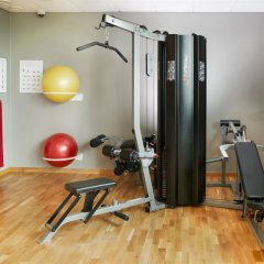 Отель Scandic Europa фитнесс-зал фото 2