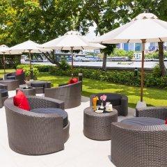 Отель Ibis Bangkok Riverside пляж фото 2