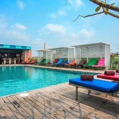 Nouvo City Hotel бассейн фото 2
