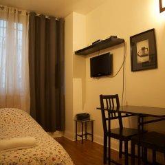 Апартаменты Montmartre Apartments Leo Ferre Париж комната для гостей фото 2