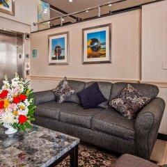 Отель Best Western Kennedy Airport США, Нью-Йорк - 1 отзыв об отеле, цены и фото номеров - забронировать отель Best Western Kennedy Airport онлайн комната для гостей фото 2