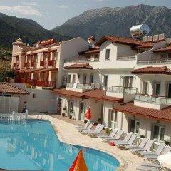 Diana Suite Hotel Турция, Олюдениз - отзывы, цены и фото номеров - забронировать отель Diana Suite Hotel онлайн балкон