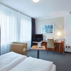 Отель Ghotel Nymphenburg Мюнхен комната для гостей фото 3
