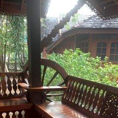 Отель Green View Resort балкон