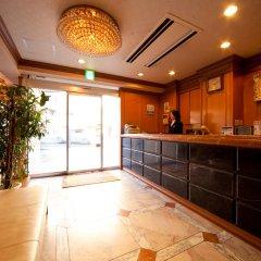 Beppu Station Hotel Беппу интерьер отеля