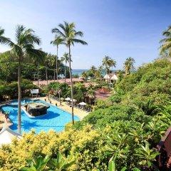Отель All Seasons Naiharn Phuket бассейн фото 2