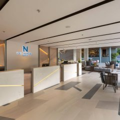 Отель The Nature Phuket Патонг интерьер отеля