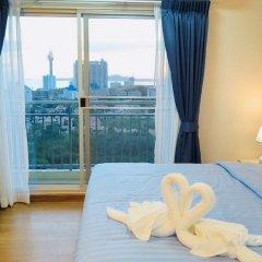 Отель Supalai Mare Pattaya Condo Sea View by Dome Паттайя комната для гостей фото 2