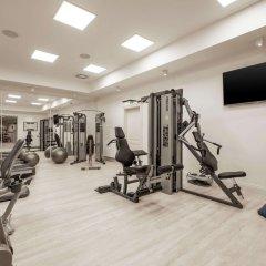 Отель Clarion Grand Zlaty Lev Либерец фитнесс-зал фото 2