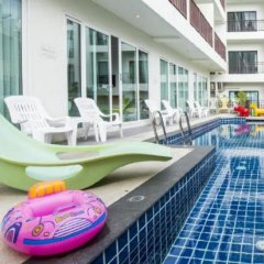 Отель The Frutta Boutique Patong Beach бассейн фото 8